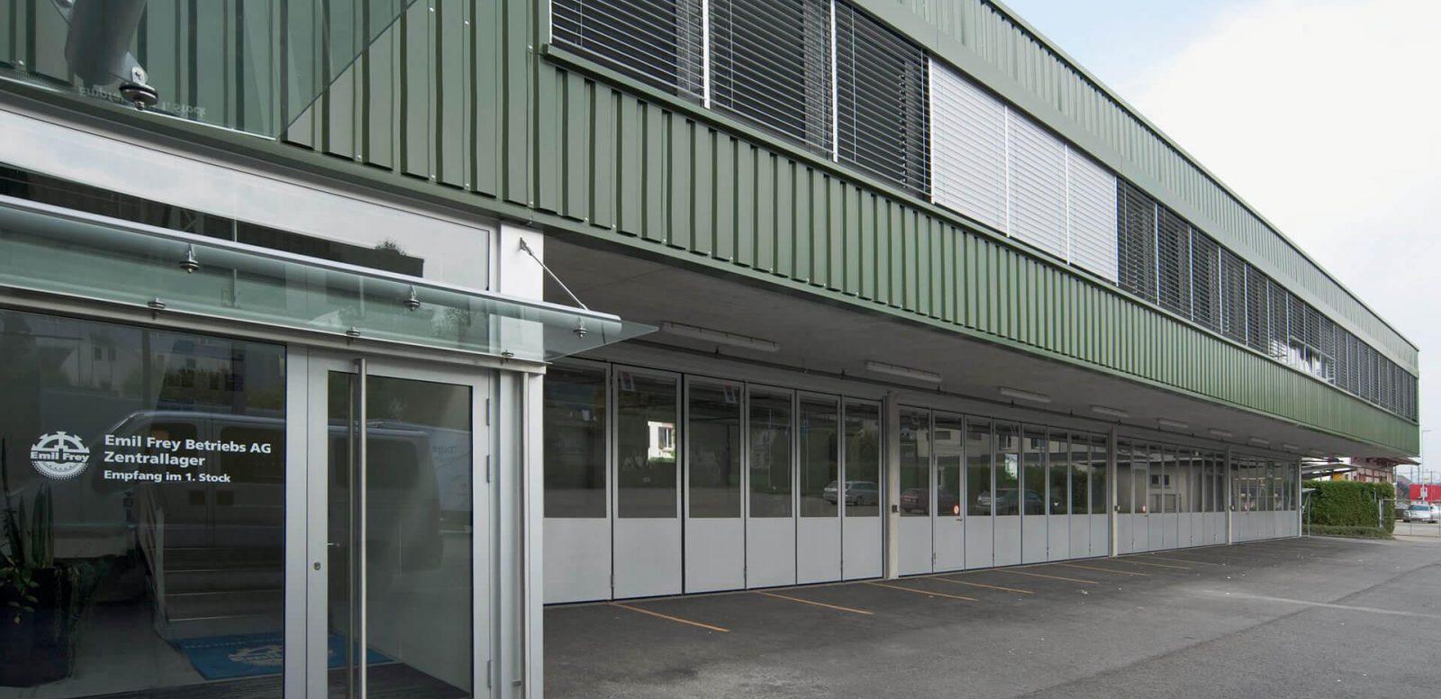 14 Neubau Andockstelle Efag Safenwil Foto 01