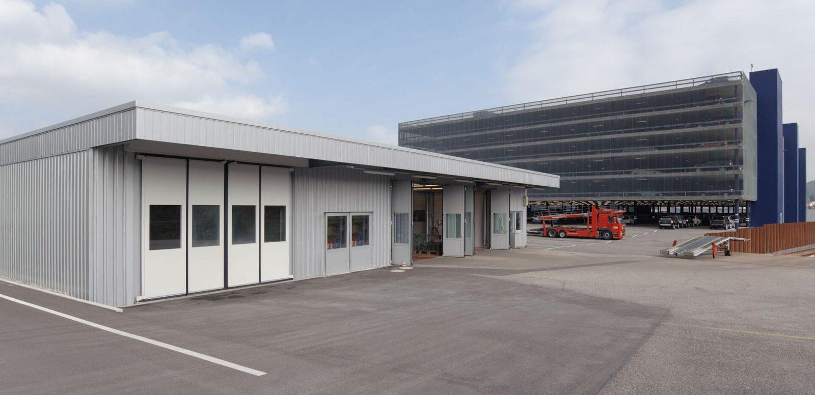 15 Neubau Waschanlage Efag Safenwil Foto 01