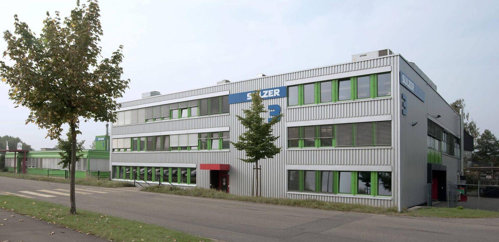 22 Metco Neubau Werk 3 Foto Zustzlich