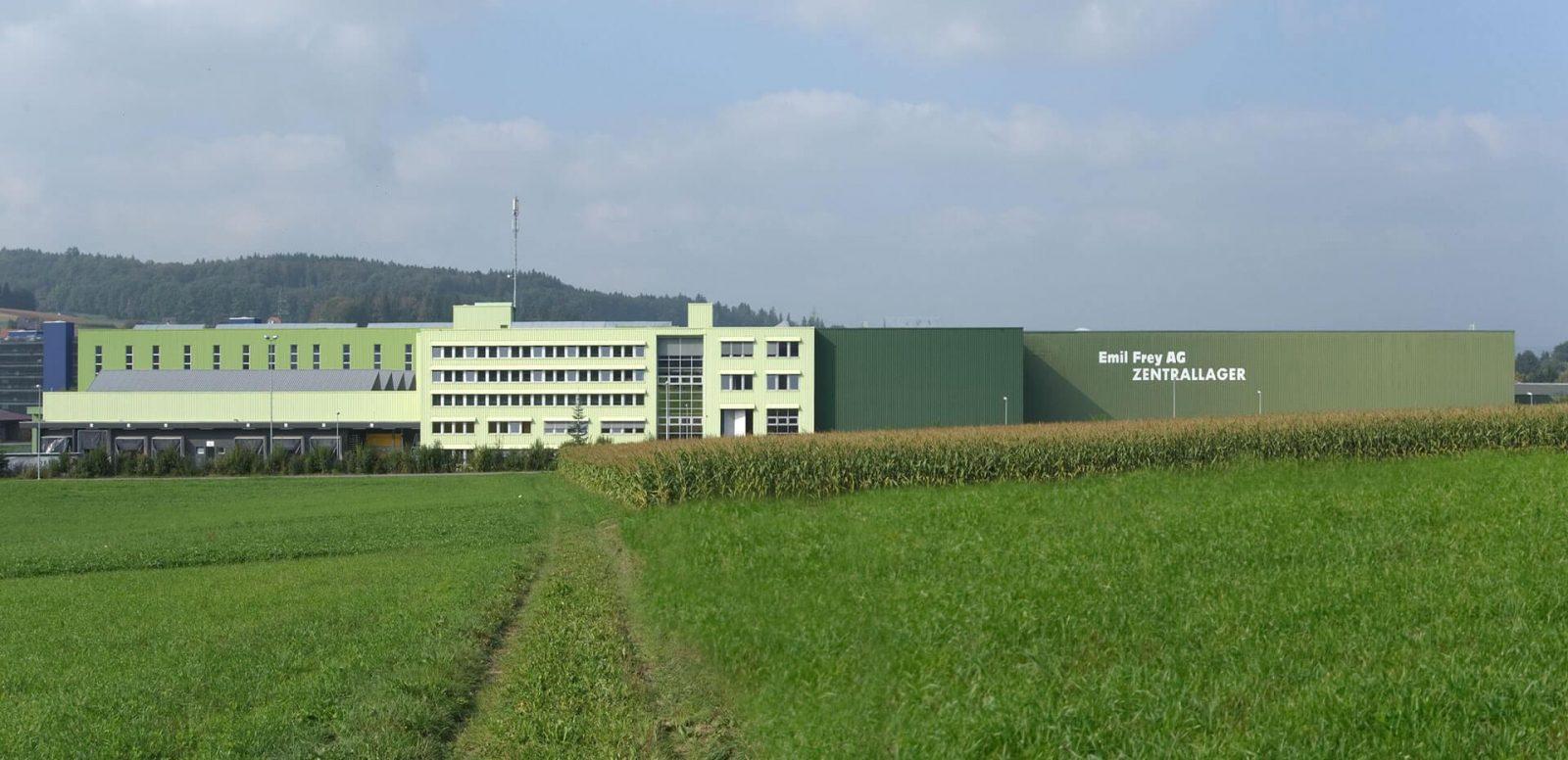 25 Zentrallager Efag Safenwil Foto 01