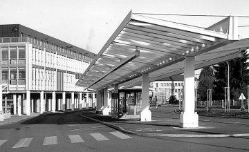 37 Dienstleistungszentrum Am Bahnhof Zofingen Foto Ansicht