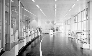 37 Dienstleistungszentrum Am Bahnhof Zofingen Foto Innen